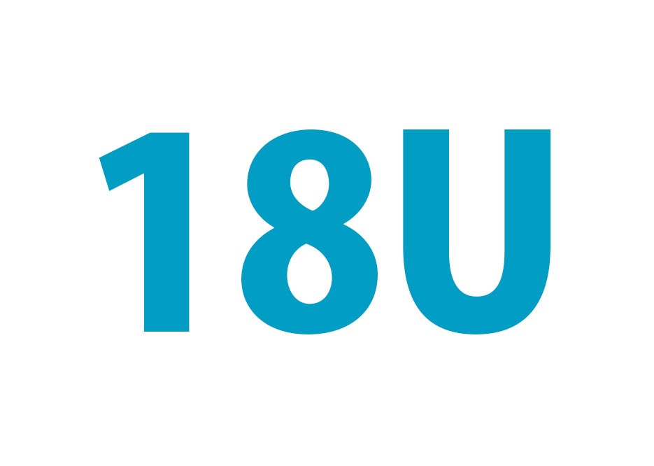 18U Wand Patchkast
