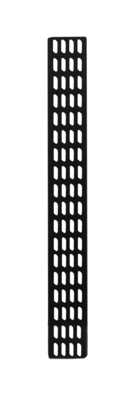Afbeelding van 18U verticale kabelgoot - 30cm breed