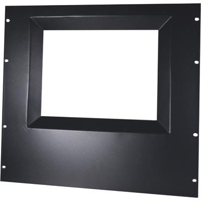 Afbeelding van 15 inch afdekpaneel om een monitor op een patchkast te monteren