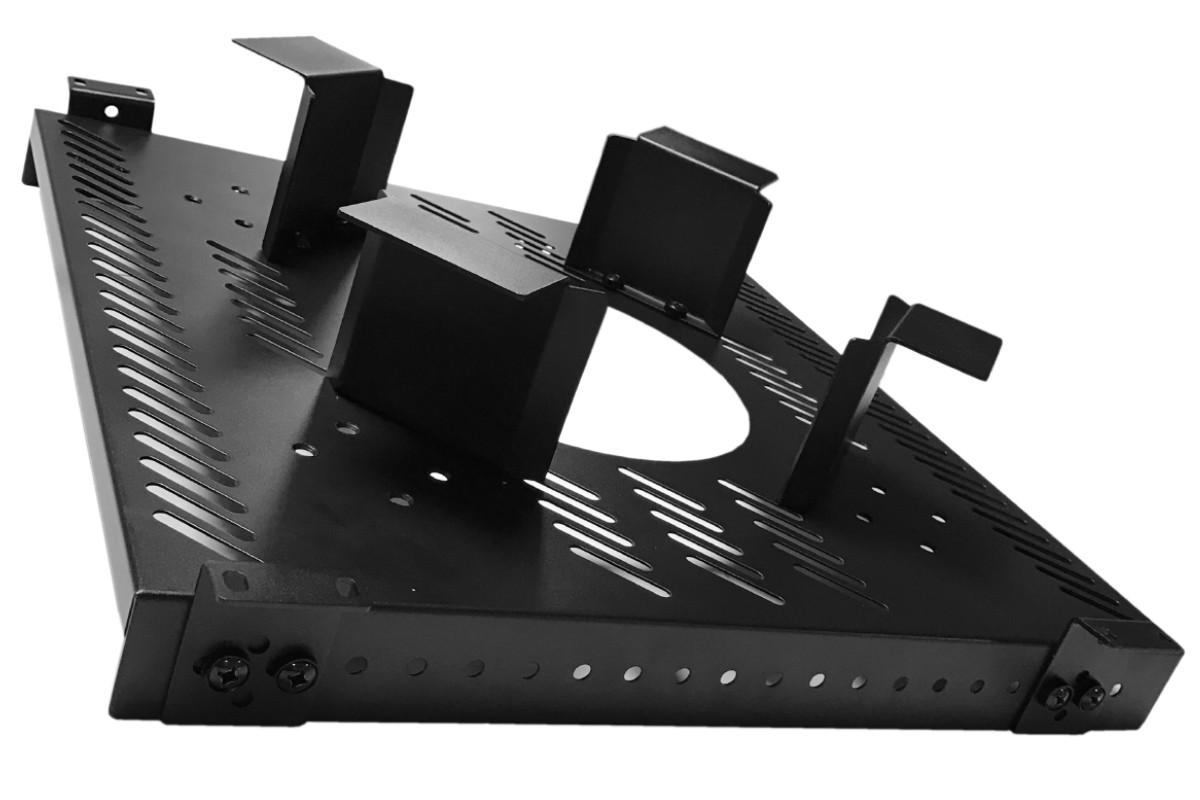 Afbeelding van 19 Inch Kabelbundel Houder (Verstelbaar)