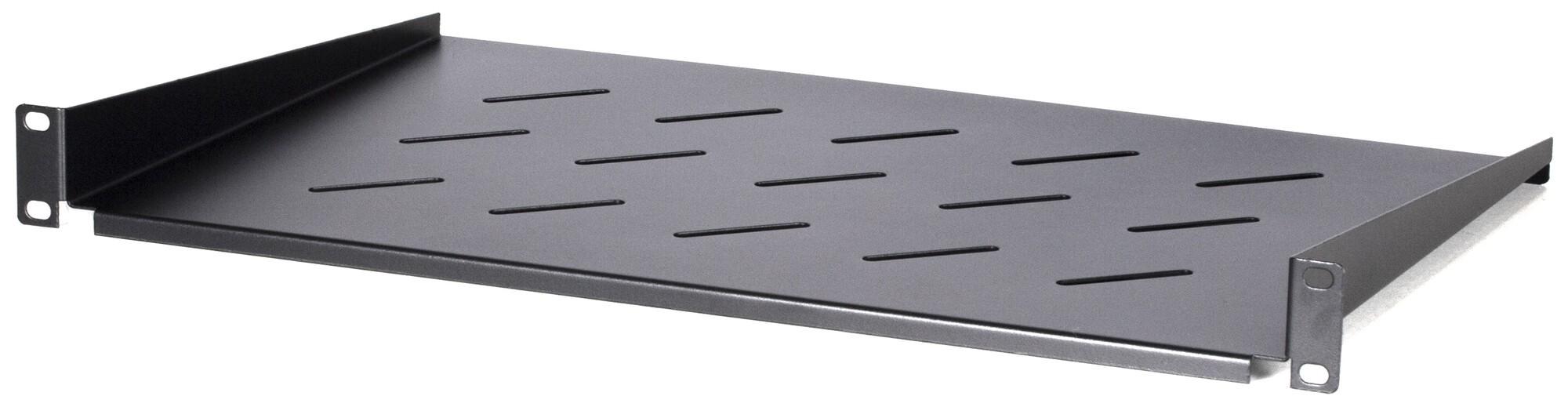 Afbeelding van 1U Legbord voor 450mm diepe wandkasten - 300mm diep (max. 8 kg)