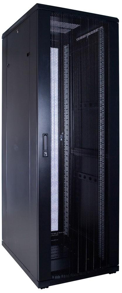 Afbeelding van 37U patchkast met geperforeerde voordeur (BxDxH) 600x800x1800mm