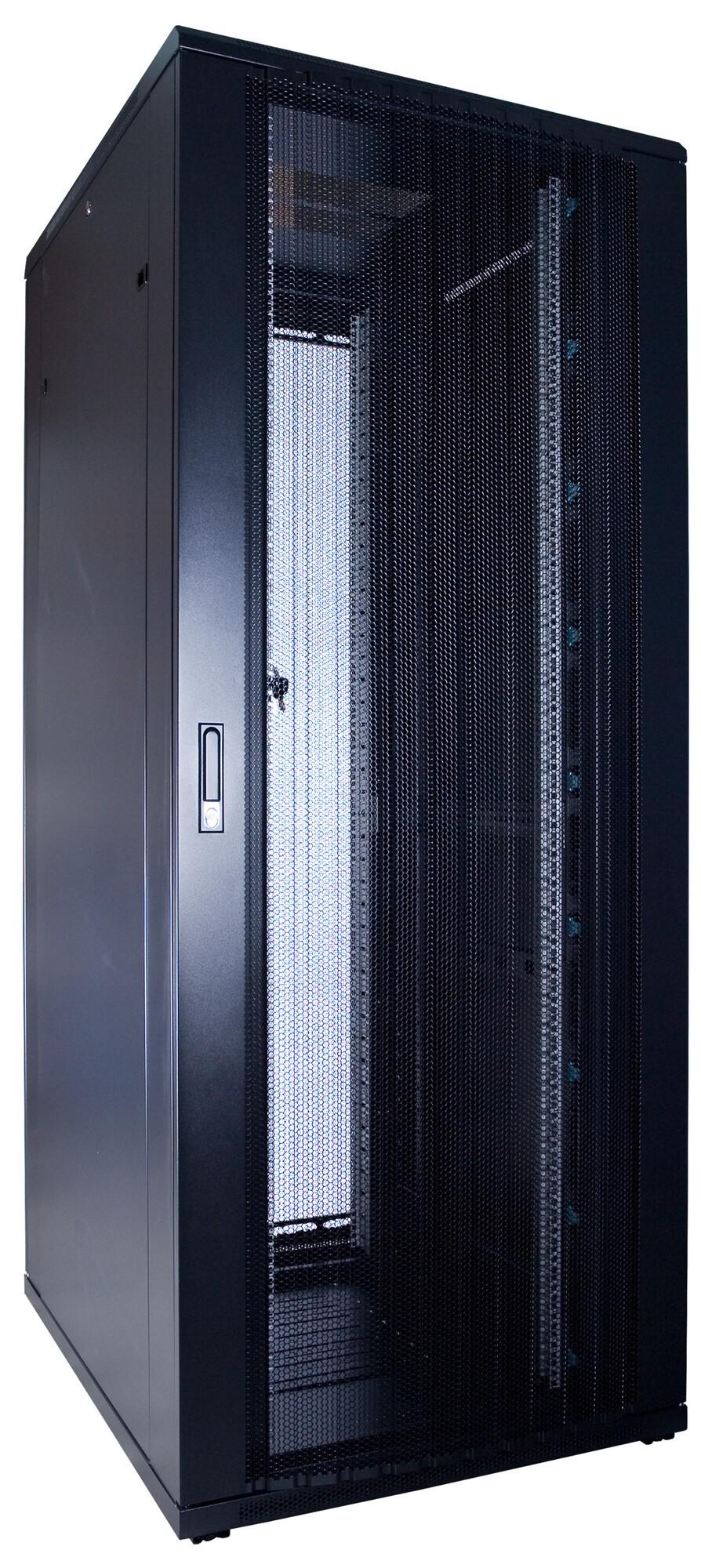 Afbeelding van 47U patchkast geperforeerde voordeur