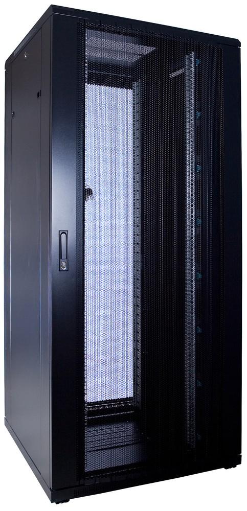 Afbeelding van 37U patchkast met geperforeerde voordeur (BxDxH) 800x800x1800mm