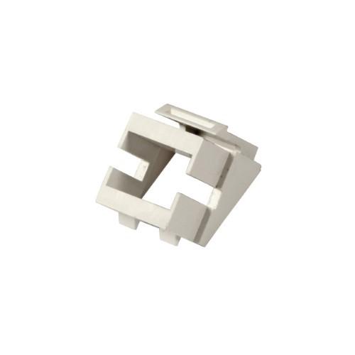 Afbeelding van Keystone adapter wit