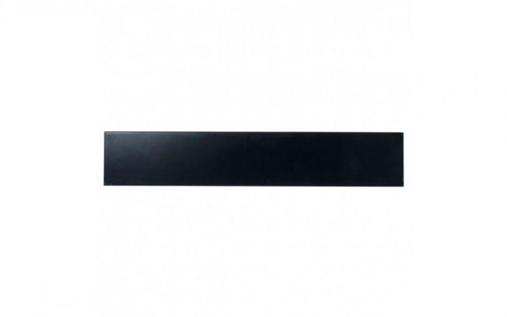Afbeelding van 2U 19 inch toolless plastic afdekpaneel voor patchkasten