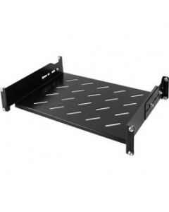 Verstelbaar legbord voor 550mm tot 790mm diepe serverkasten - 1U