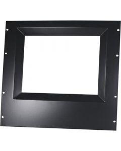 17 inch afdekpaneel om een monitor op een patchkast te monteren