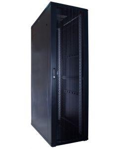 42U patchkast met geperforeerde voordeur (BxDxH) 600x1200x2000mm