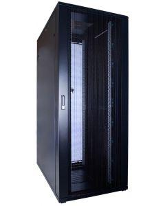 42U patchkast met geperforeerde voordeur (BxDxH) 800x1200x2000mm