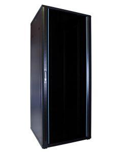 42U patchkast met glazen voordeur (BxDxH) 800x800x2000mm