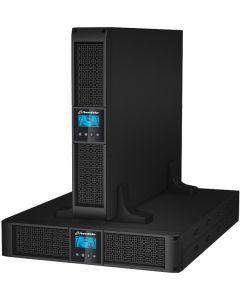"""PowerWalker Line-Interactive Zuivere Sinusgolf 19"""" 3000VA UPS"""