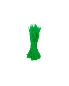 Kabelbinders 280mm groen - 100 stuks