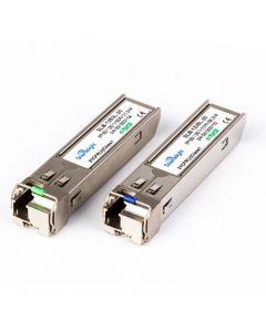 SFP (mini-GBIC) LC module singlemode TX1490/RX1310nm 10Km