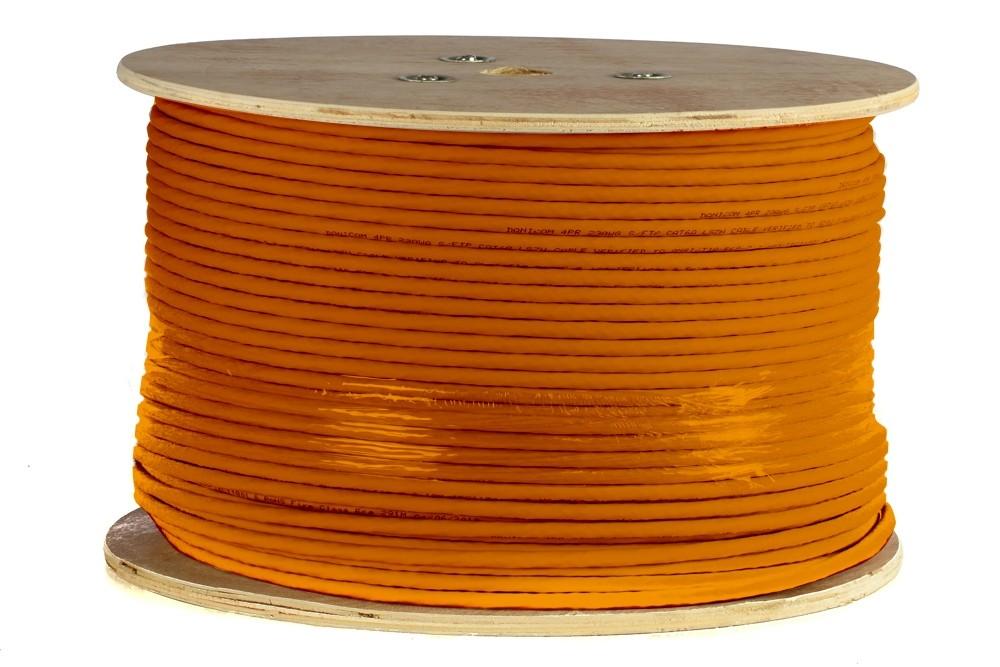 Afbeelding van DANICOM CAT7 S/FTP 500m op rol stug - LSZH (Eca)