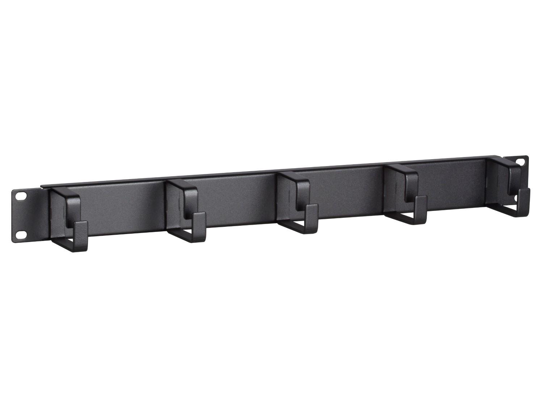 Afbeelding van 1U 19 inch metalen kabelhouder (19-CM02)