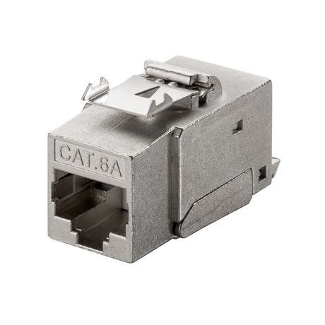 Afbeelding van CAT6a STP Keystone Connector - LSA