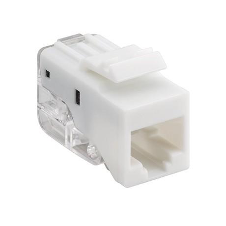 Afbeelding van CAT5e UTP Keystone Connector - Toolless