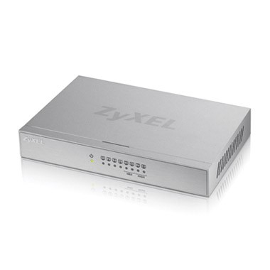 Afbeelding van 8 Ports gigabit unmanaged switch - Zyxel