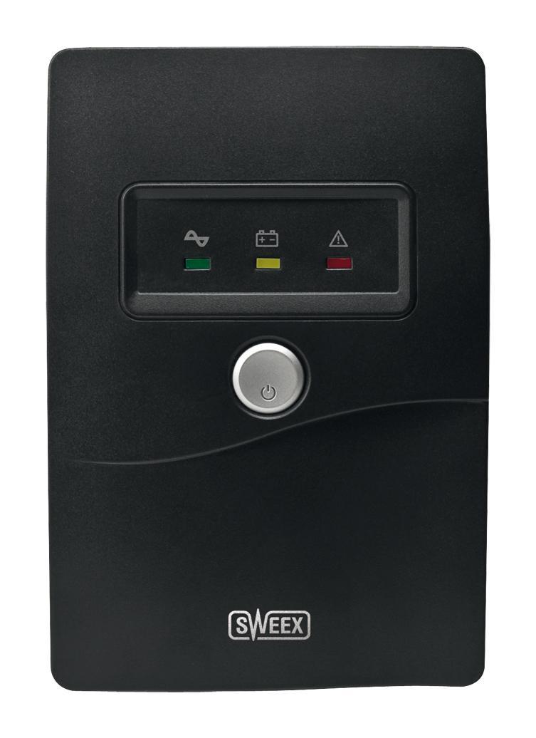 Afbeelding van Noodstroomvoorziening Intelligent 650 VA UPS 360 W