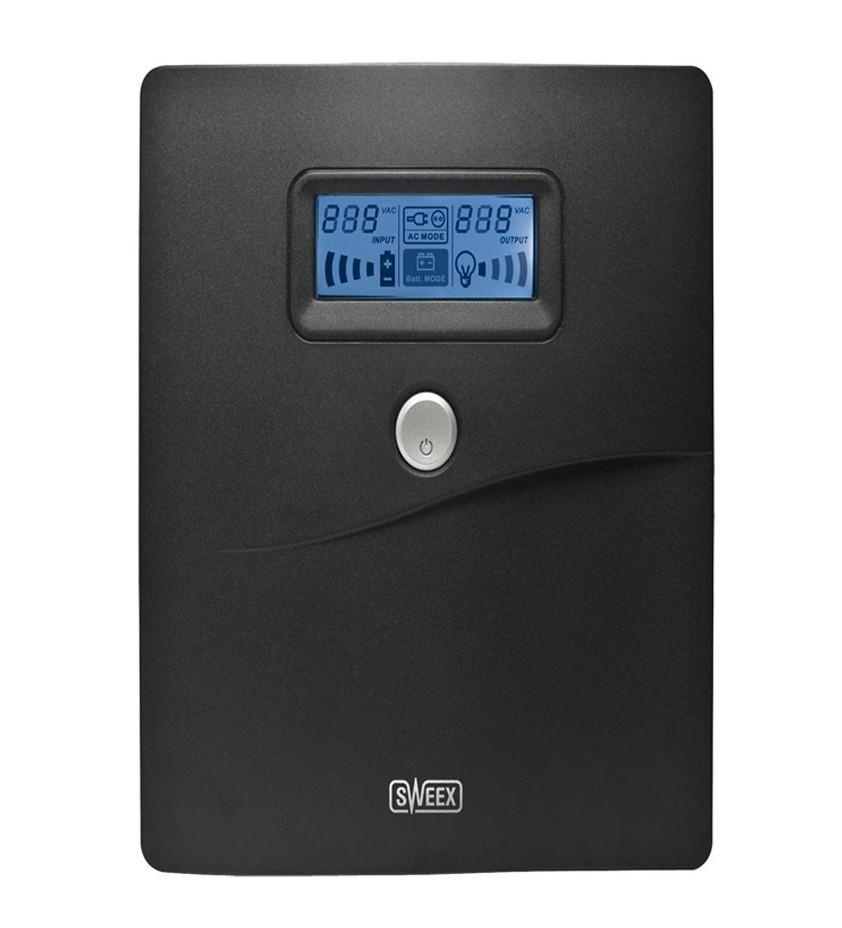Afbeelding van Noodstroomvoorziening UPS Intelligent 1000 VA 600 W