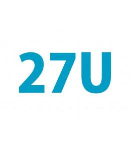 27U Server Relay Rack