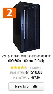 27U-serverkast-met-geperforeerde-voordeur-600x800x1400mm